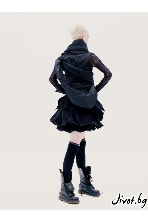 Черно...