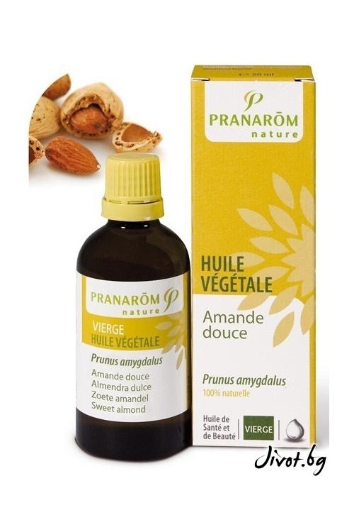 Растително масло Pranarom Сладък бадем