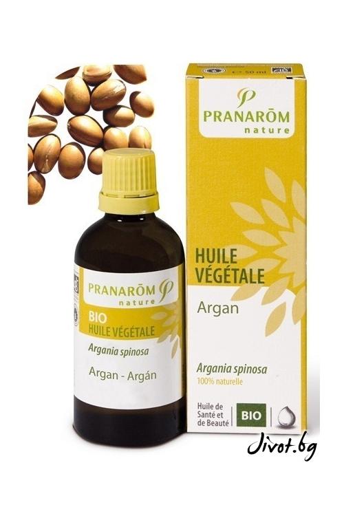 Растително масло Pranarom Арган