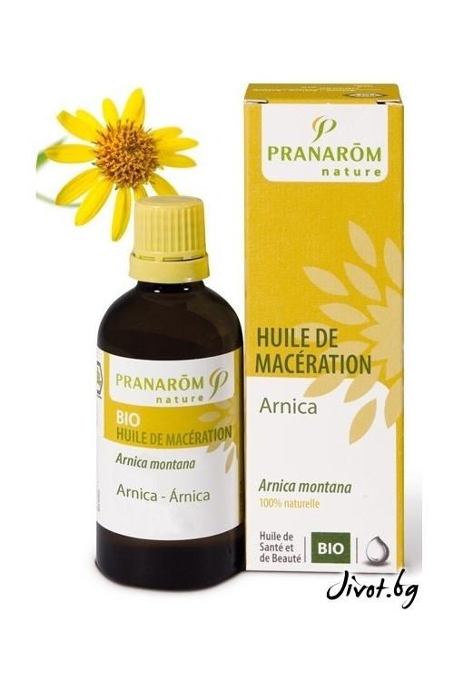 Растително масло Pranarom Арника