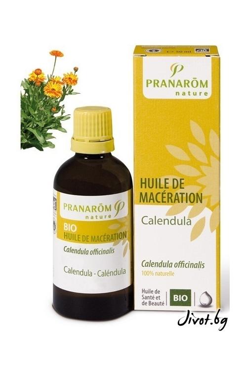 Растително масло Pranarom Невен
