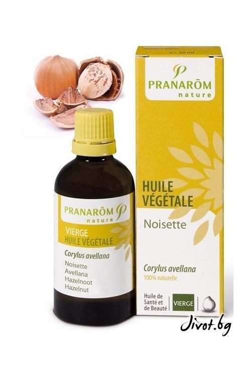 Растително масло Pranarom Лешник