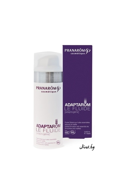 Флуид за лице и очен контур Adaptarom / Pranarom