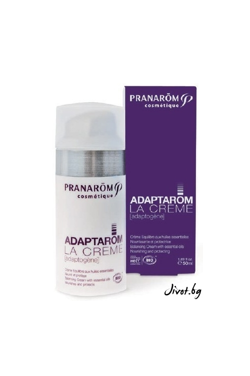 Подхранващ крем Adaptarom / Pranarom