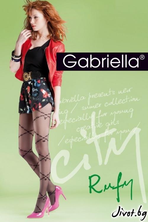 Фигурален дамски чорапогащник Gabriella / RUFY