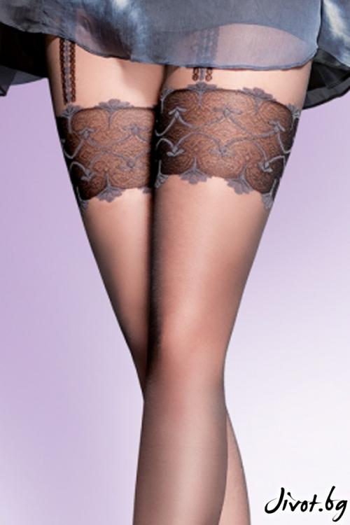 Фигурални дамски чорапогащи Gabriella / GRACYA / 313