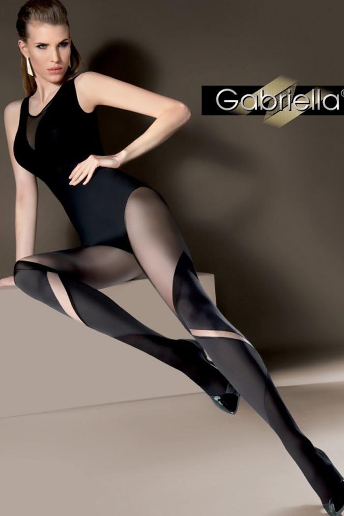 Фгурални Чорапогащи Gabriella / BABELL