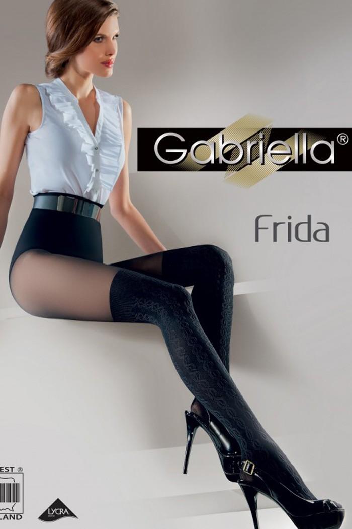 Дамски фигурален чорапогащник Gabriella / FRIDA / 332