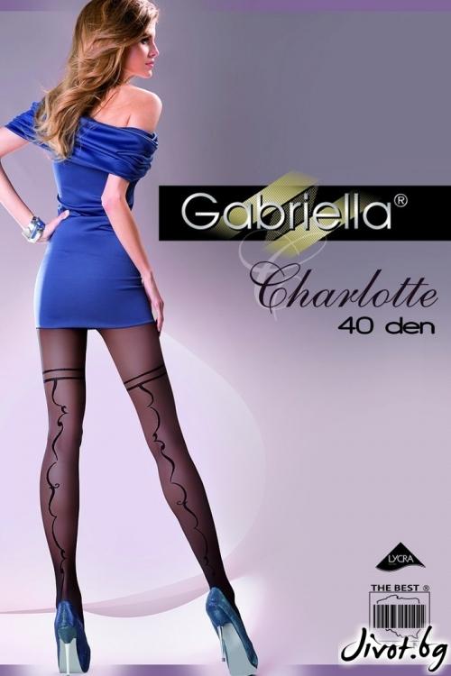 Чорапогащи Дамски Gabriella / CHARLOTTE