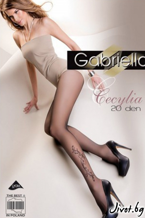 Финни Чорапогащи Gabriella / CECYLIA / 280