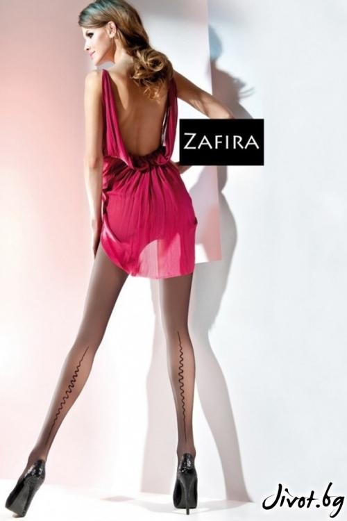 Тънки Фигурални Чорапогащи Gabriella / ZAFIRA / 364