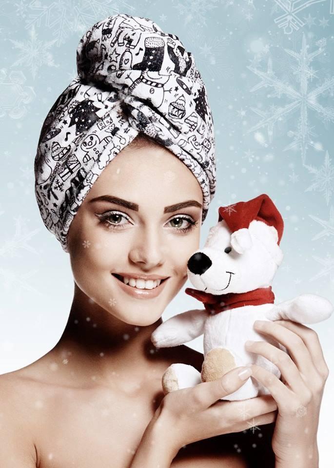 Aglique Christmas / Кърпи за коса