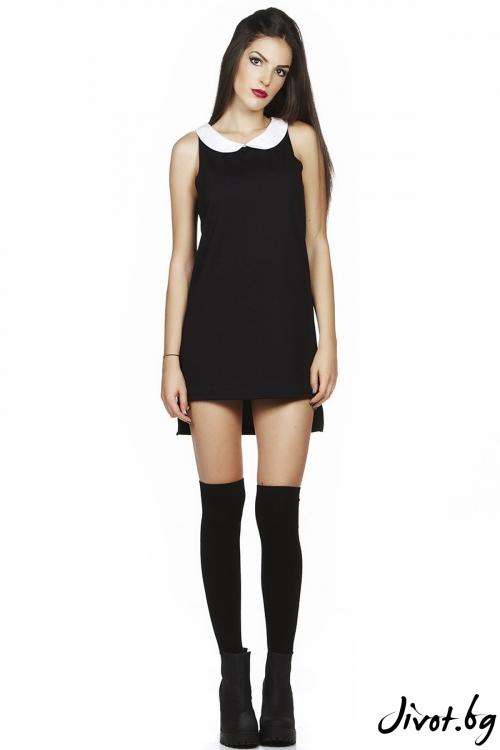 Малка черна рокля School Girling / FOX IN A BOX