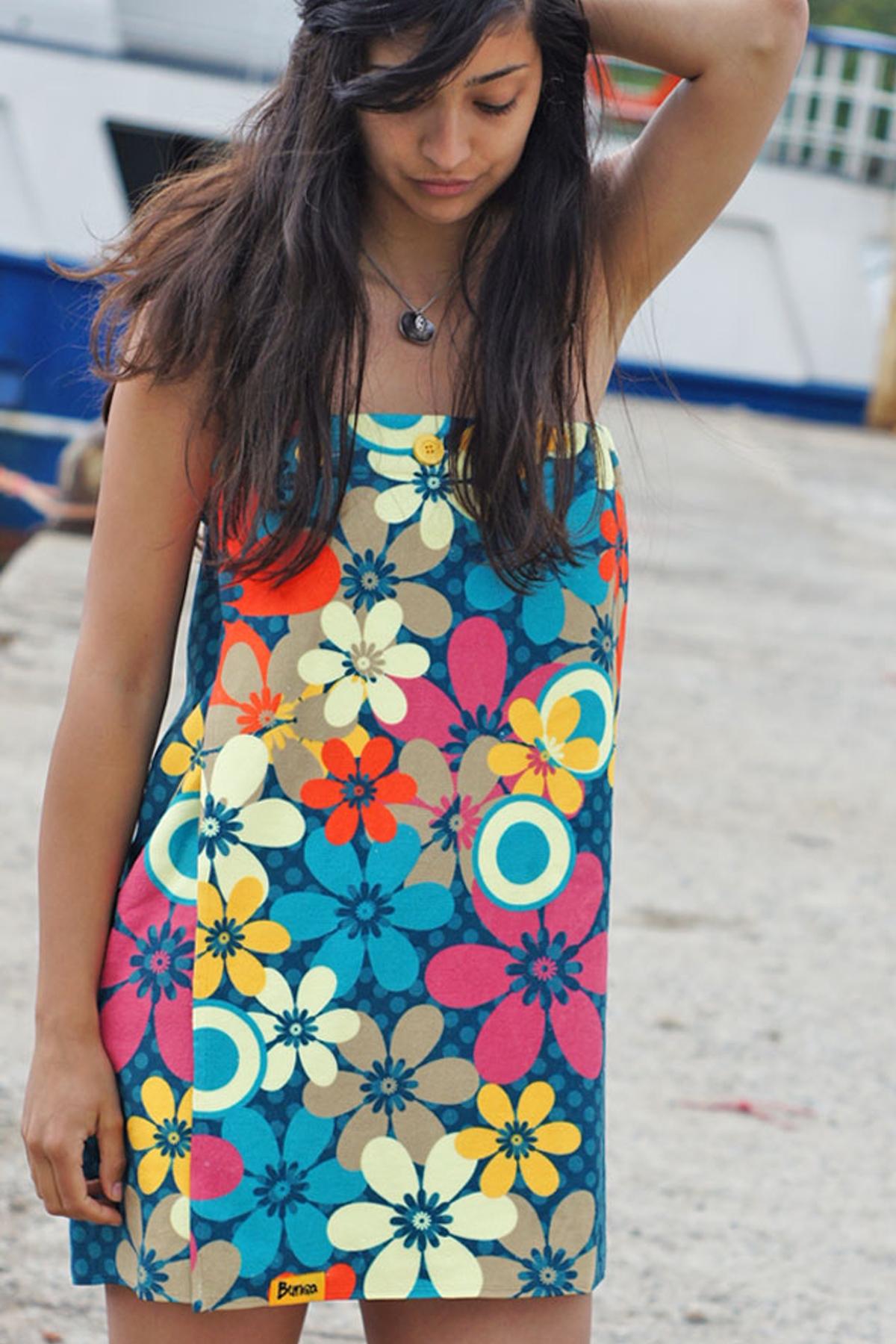 Плажна дамска рокля DAISY