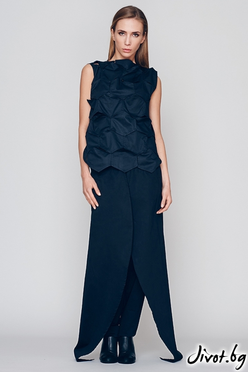 Дамски панталон с криле / Maria Queen Maria