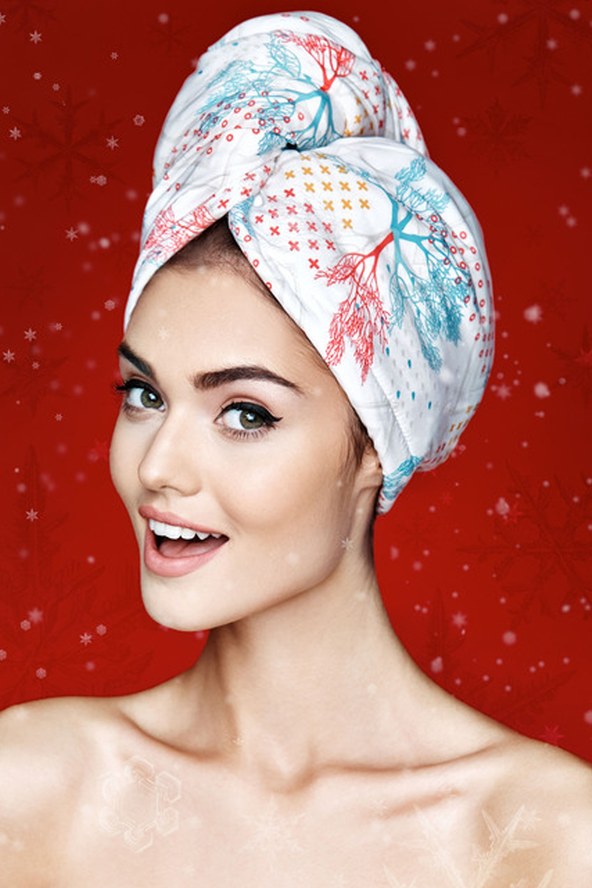 Aglique / Кърпи за коса