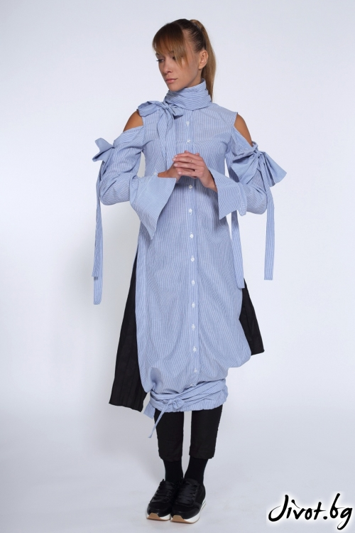 Дамска деконструктивна риза / Maria Queen Maria