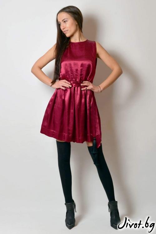 Къса рокля от коприна / VESTITI