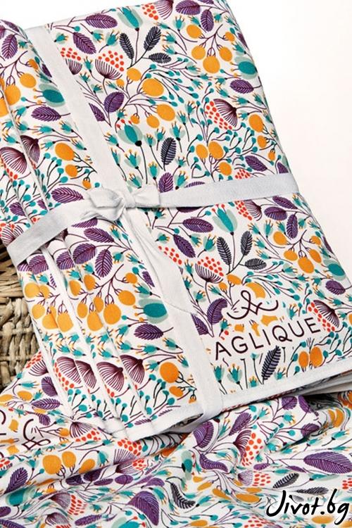 Хавлиена кърпа за тяло JARDIN TOWEL / AGLIQUE