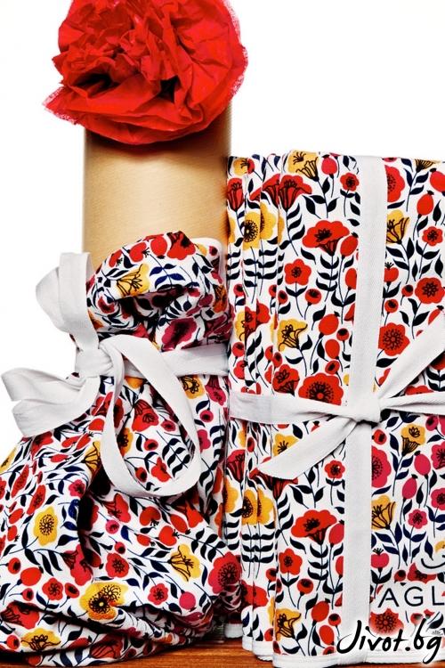 Хавлиена кърпа за тяло POPPY TOWEL / AGLIQUE