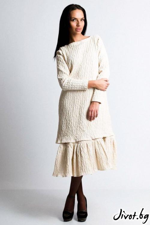 """Нежна трансформираща се дамска рокля """"Winter in me """" / MagdalenaAlex"""
