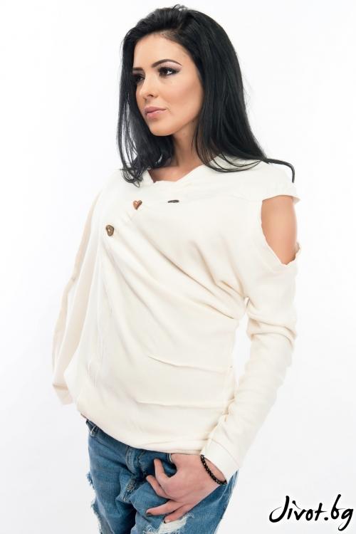Дамска блуза / WhiteBerry