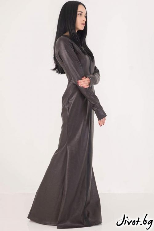 Дълга дамска рокля / JUST T.K.