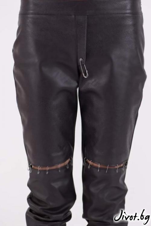 Кожен панталон / JUST T.K.