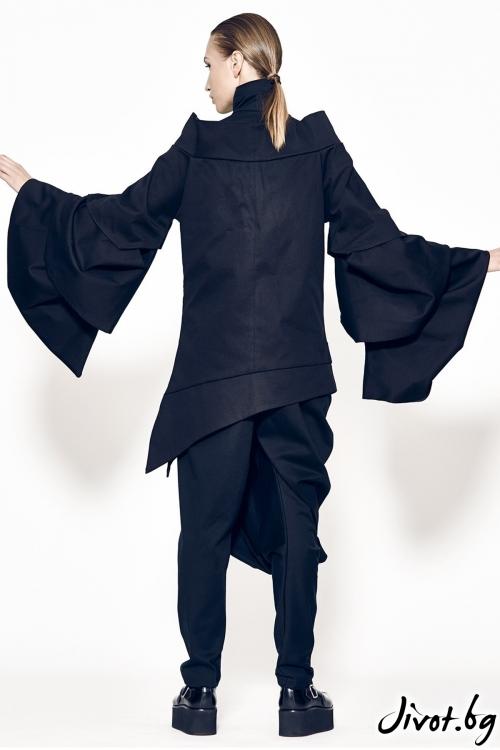 Черно сако MARIA QUEEN MARIA