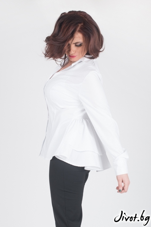 Бяла риза / Модна История
