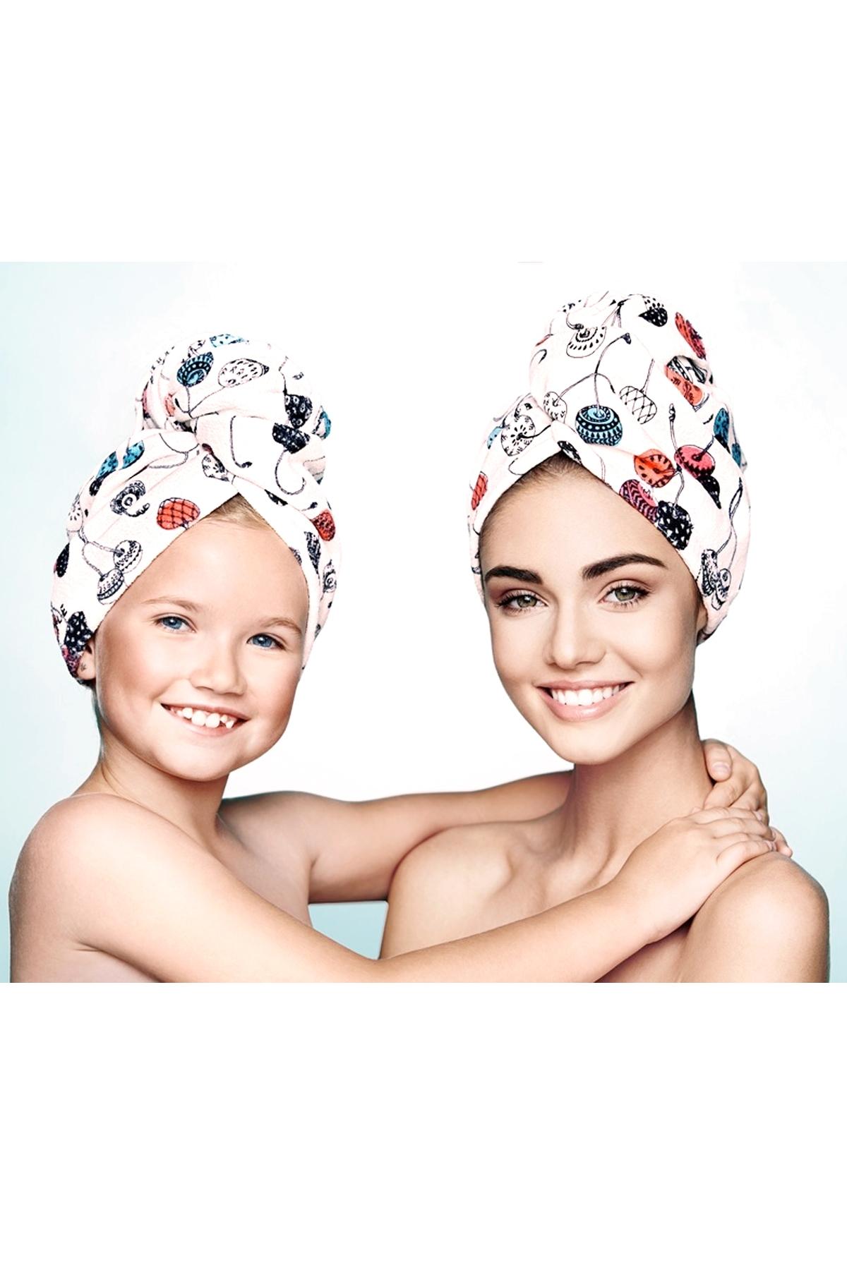 Кърпа за коса MON CHERI ME & HER / AGLIQUE