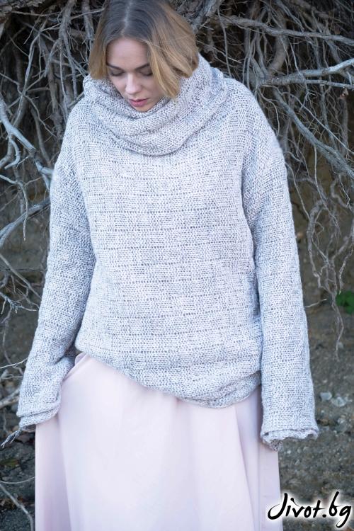 Елегантна дамска блуза / M2V