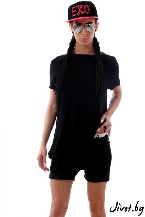 Тениска с гол гръб / Cherry You