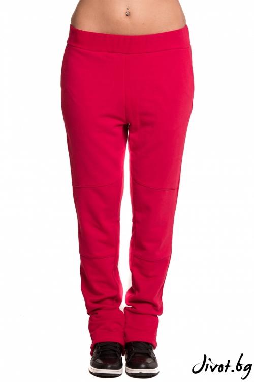 Дамски панталон с ципове на крачолите / TONI DARK