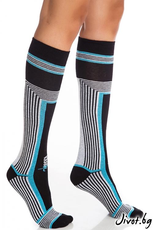 Дамски чорапи Sky Trace / Krak me