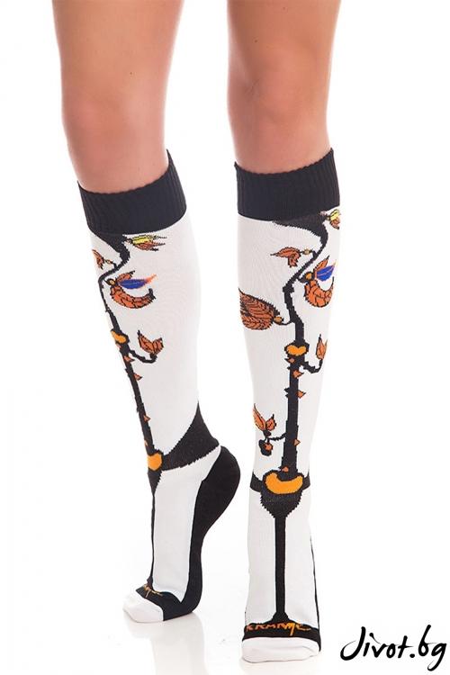 Дамски чорапи Art Shock Light / Krak me