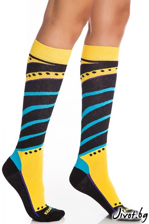 Дамски чорапи Hot & Trendy / Krak me