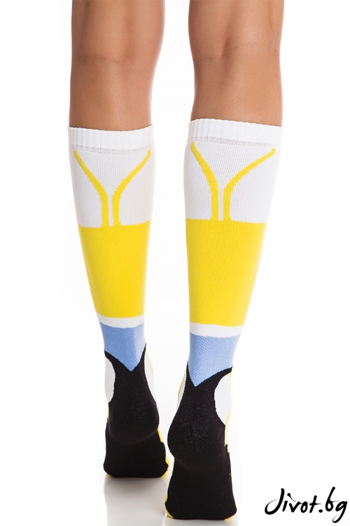 Дамски чорапи Havana Blue / Krak me