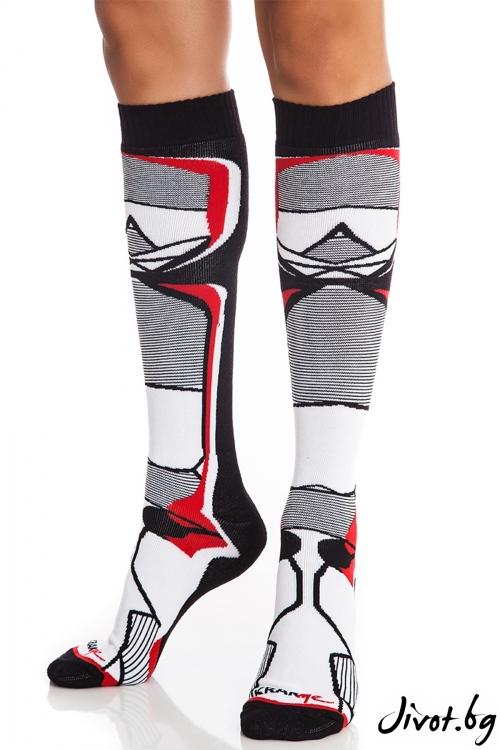 Очарователни дамски чорапи Nindja Strike / Krak me