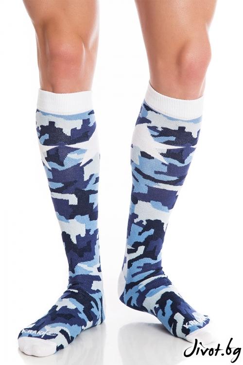 Мъжки чорапи Military Star / Krak me