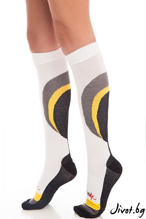 Дамски чорапи Winter Sun / Krak me