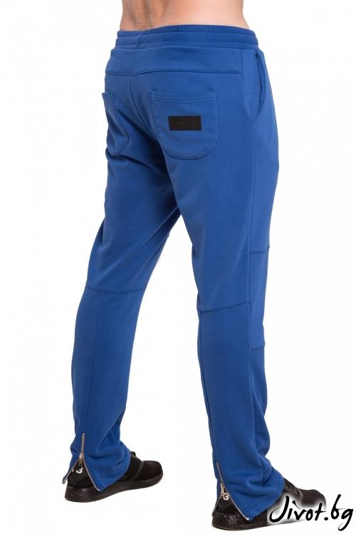 Мъжки син спортен панталон / TONI DARK