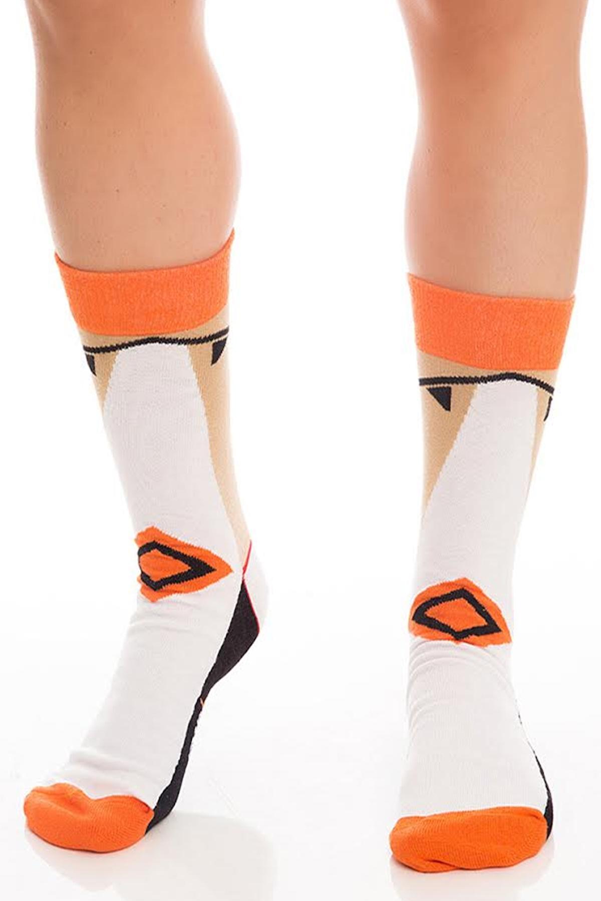 Мъжки къси чорапи Elegand Legend Short / Krak me