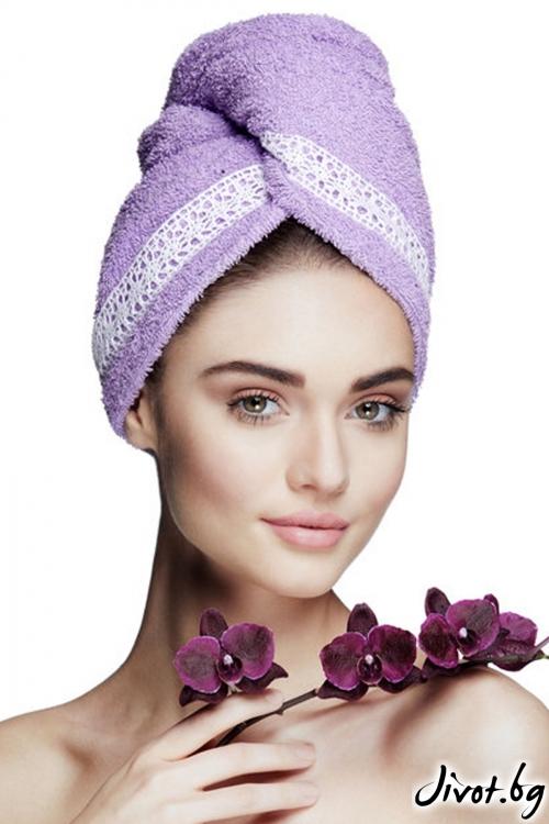Кърпа за коса Japan / AGLIQUE
