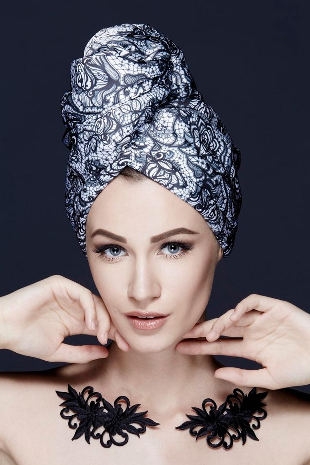 Кърпа за коса Helena / AGLIQUE