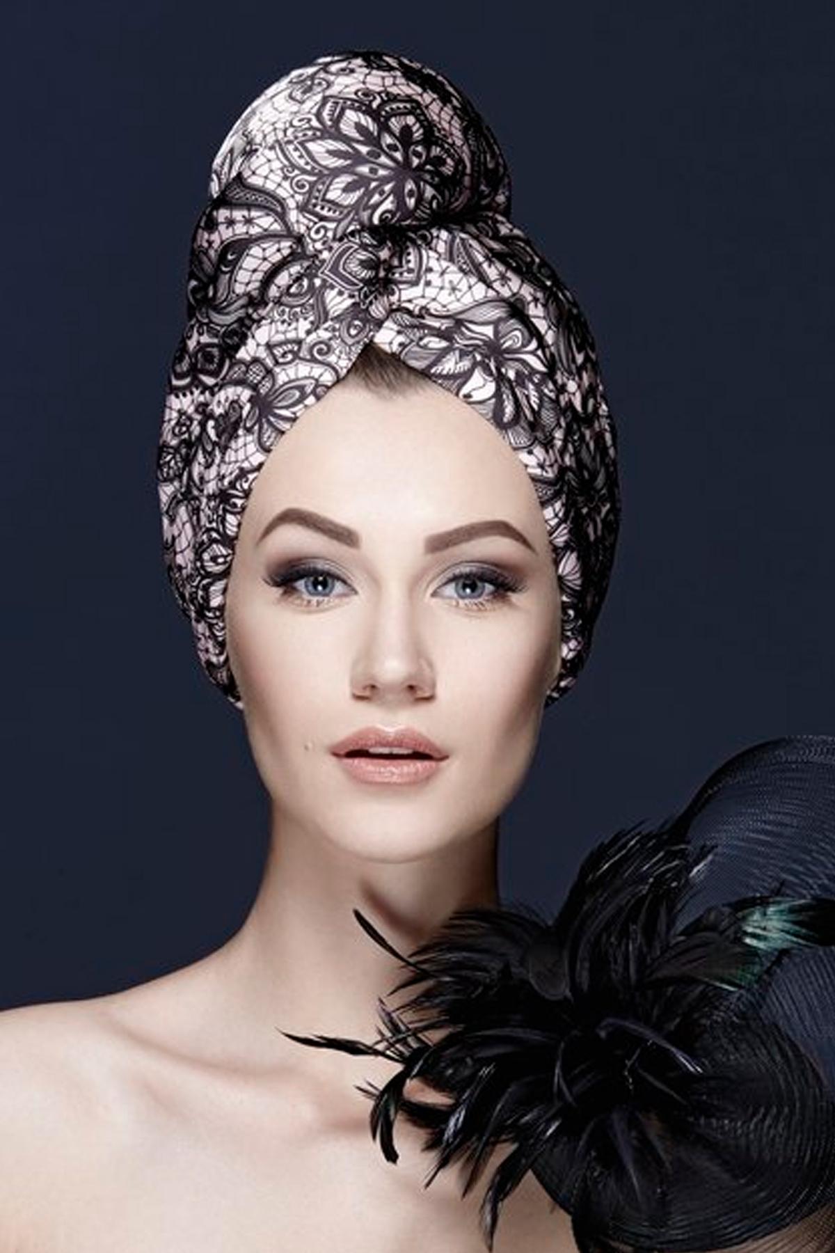 Кърпа за коса Isabella / AGLIQUE