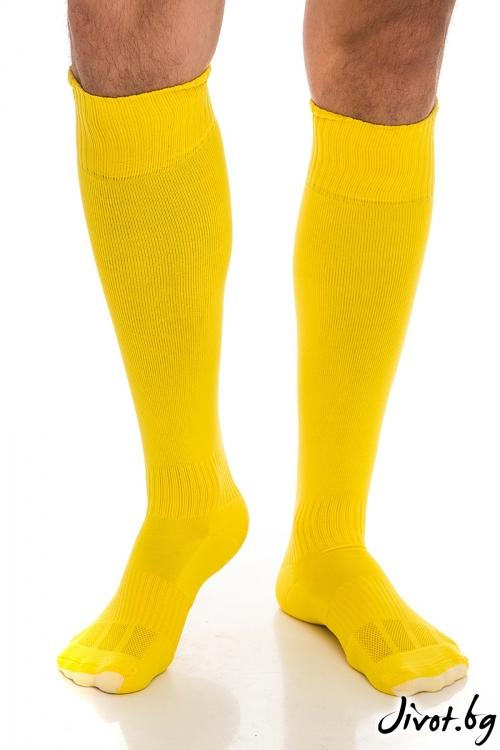 Спортни мъжки чорапи FootBall Lemon / Krak me