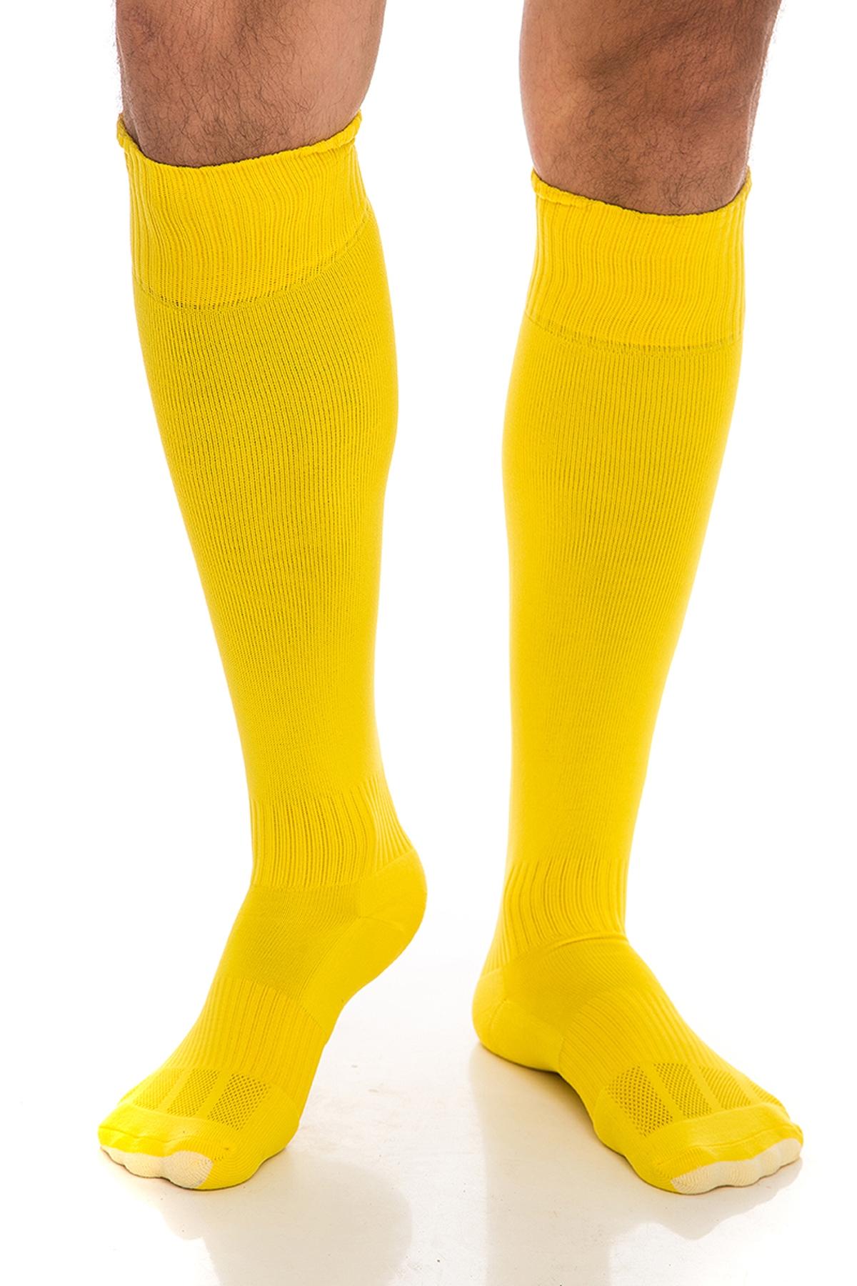 Мъжки жълти чорапи / Krak me