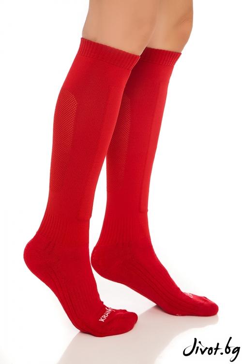 Дамски чорапи TREKKING LADY RED / Krak me