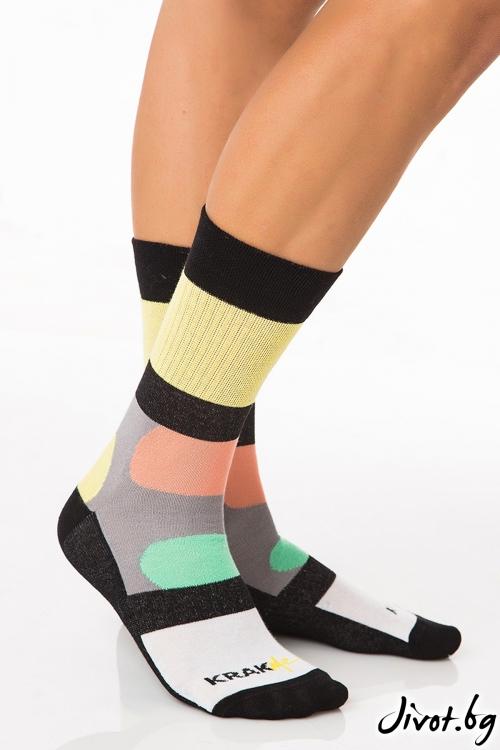 Мъжки чорапи Bubble gum / Krak me